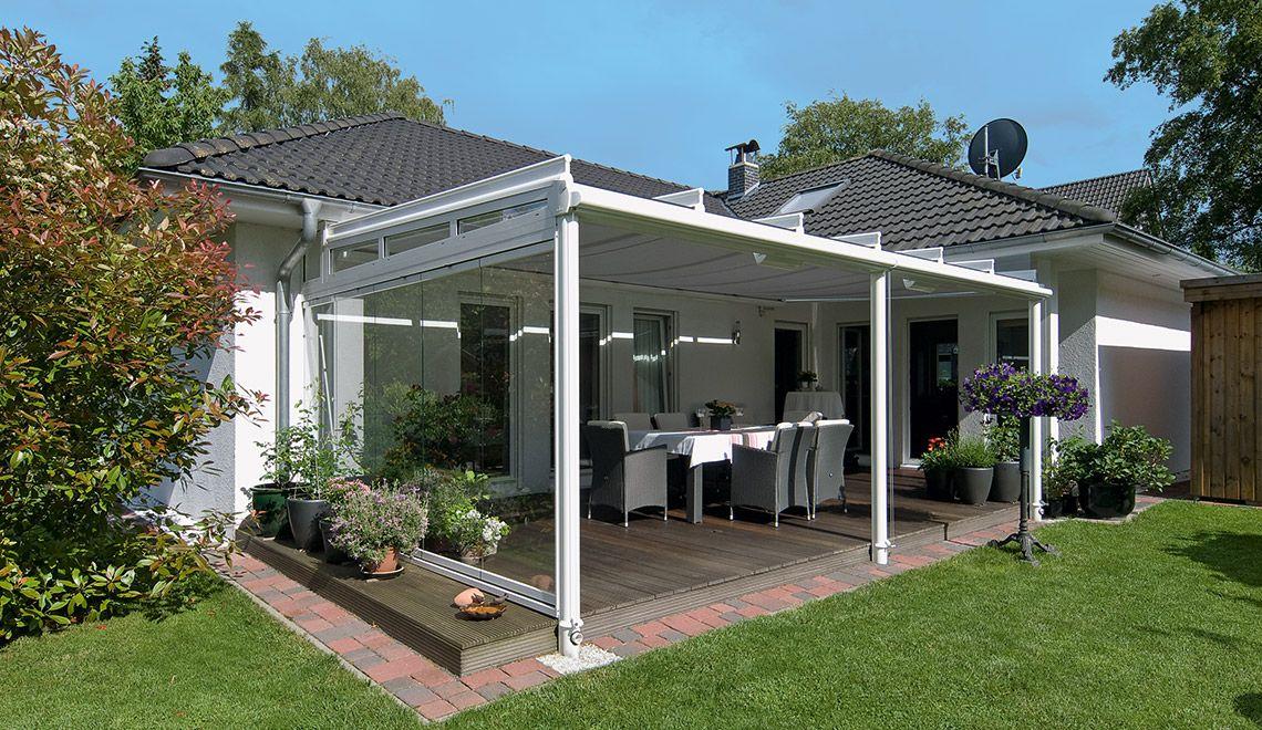 Terrazza - vrhunski stakleni krov za zaštitu od vremenskih uvjeta