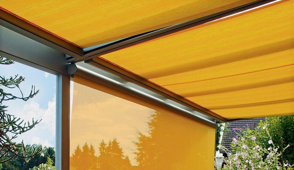 Vertitex - vertikalna tenda za zaštitu od sunca i pogleda